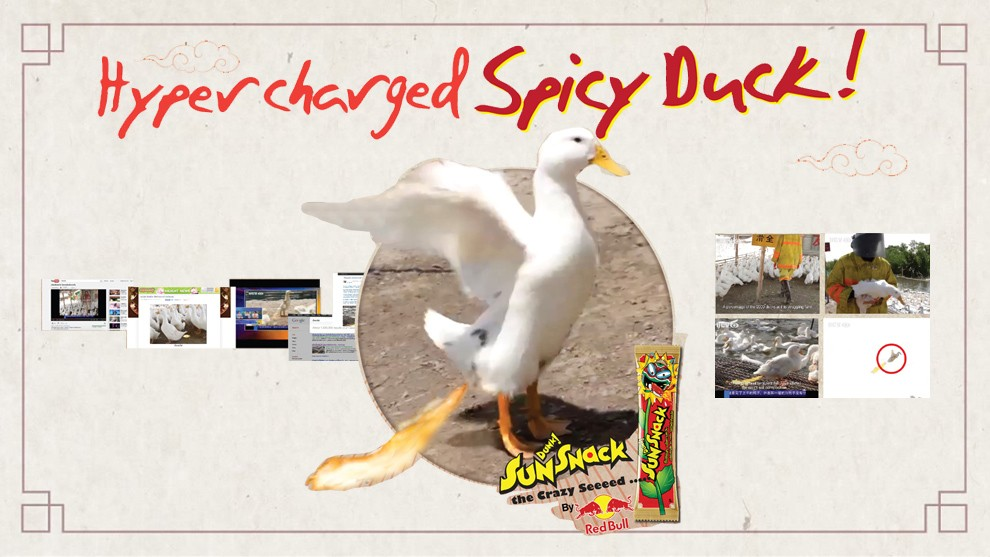 "Sunsnack ""Beijing Duck"""